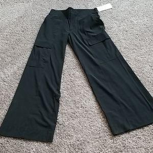 Athleta Chelsea Utility Wide Leg Pants-6